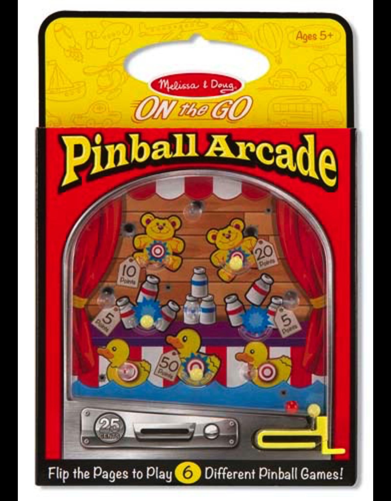 Melissa & Doug On The Go Pinball Arcade