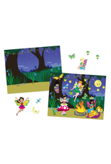 Melissa & Doug Fairies Reuseable Sticker Pad