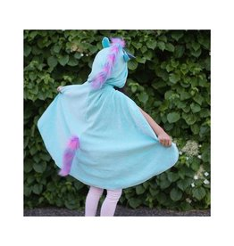 Great Pretenders Reversible Unicorn/Dragon Cape  Size 5-6