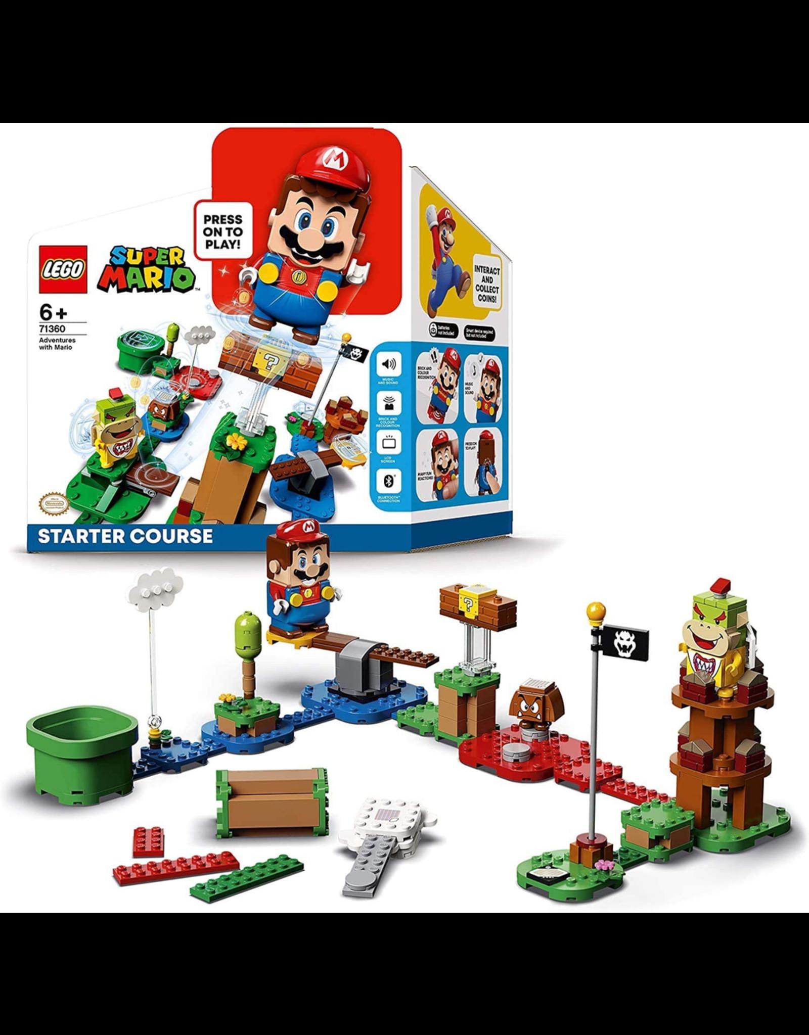 LEGO Super Mario - 71360 Adventures With Mario