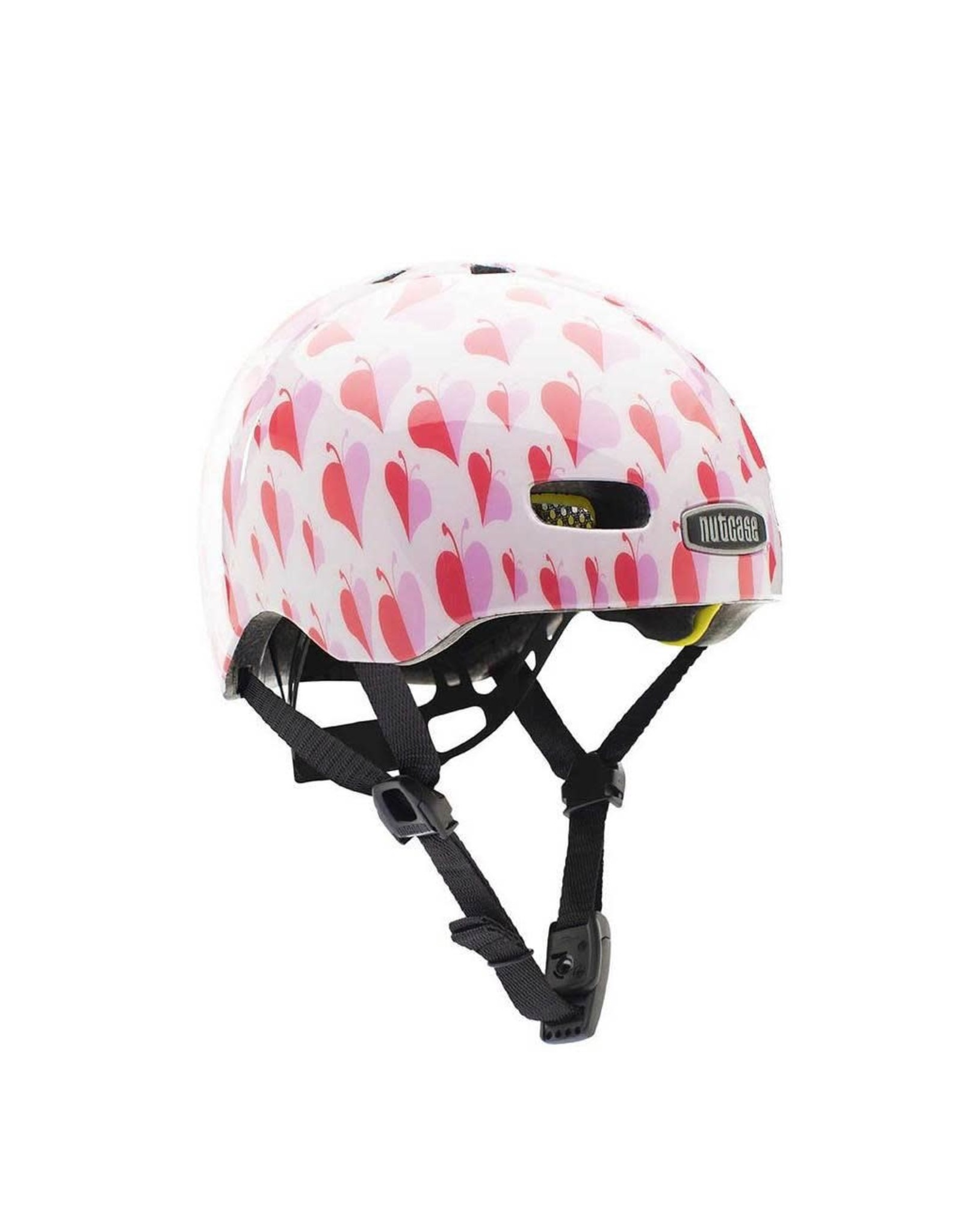 Nutcase Baby Nutty Love Bug Gloss Mips Helmet - XXS