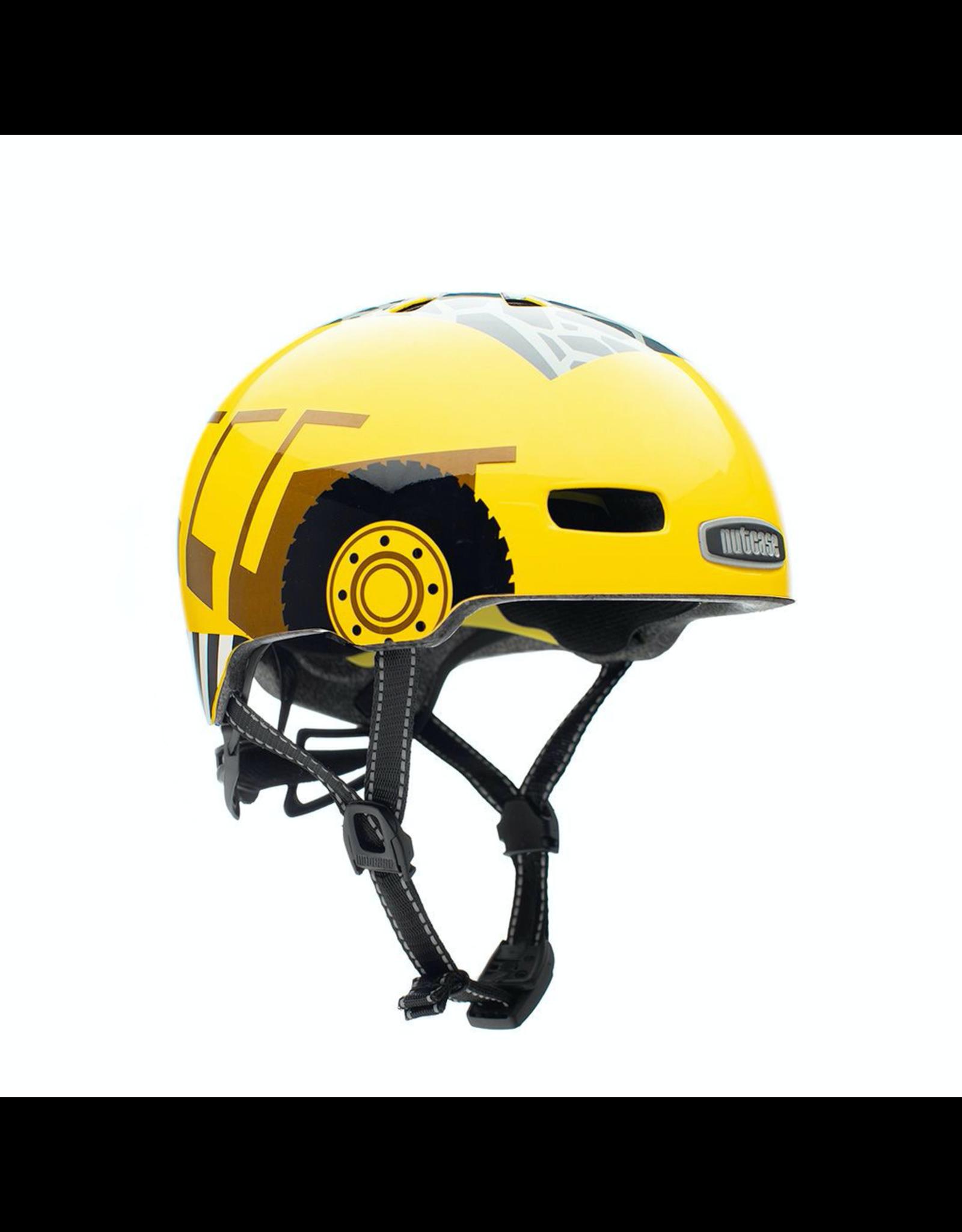 Nutcase Little Nutty Dig Me Gloss Mips Helmet  - Y