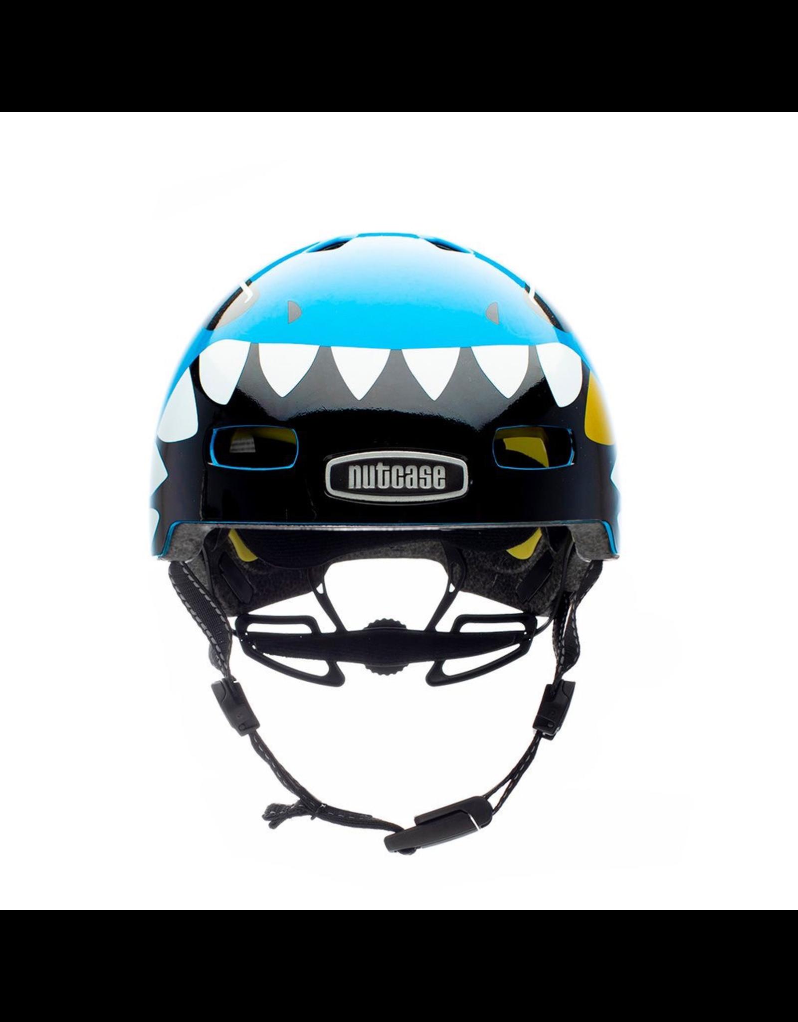 Nutcase Little Nutty Lil' Jaws Metallic Mips Helmet  - Y