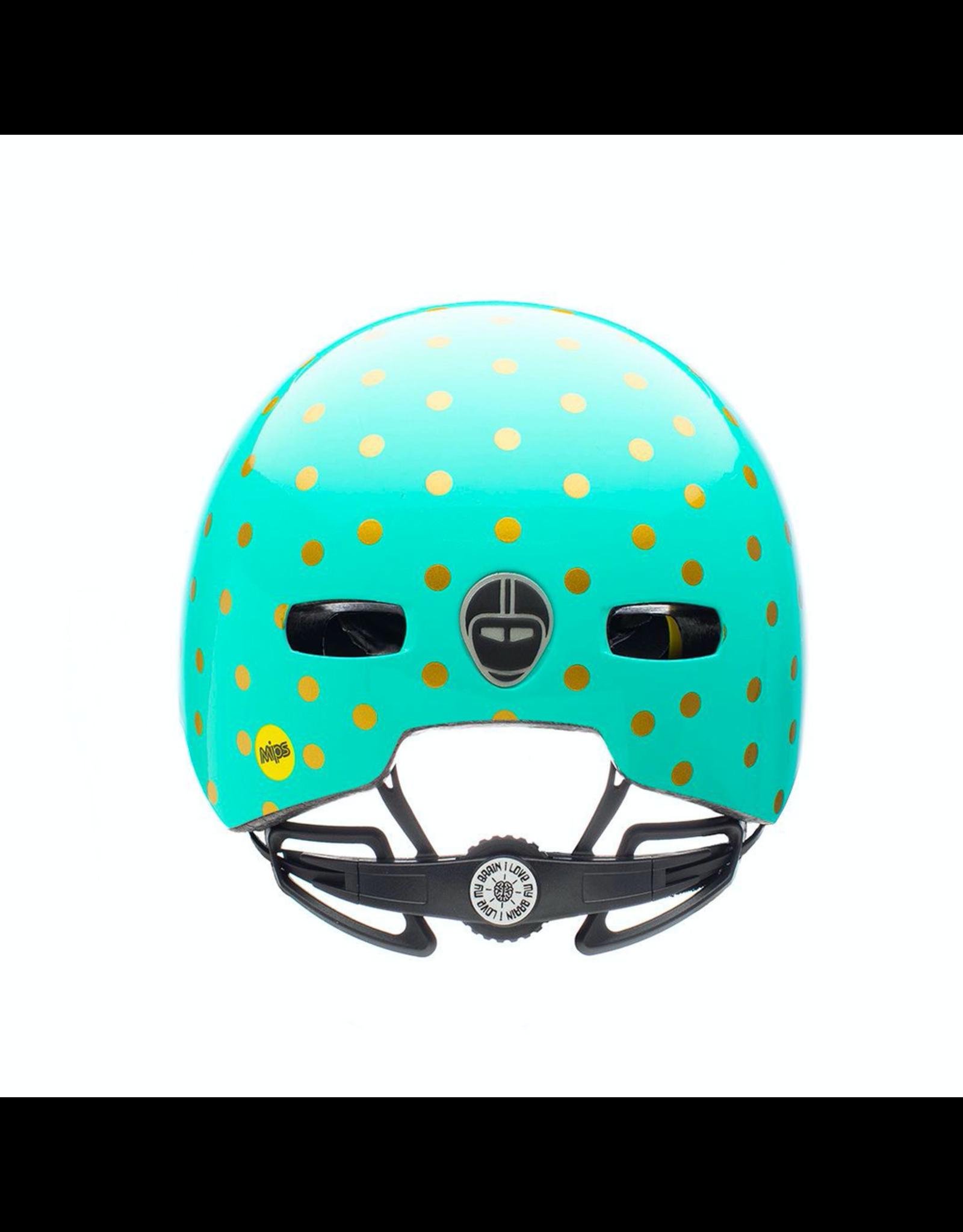 Nutcase Little Nutty Sock Hop Gloss Mips Helmet  - Y