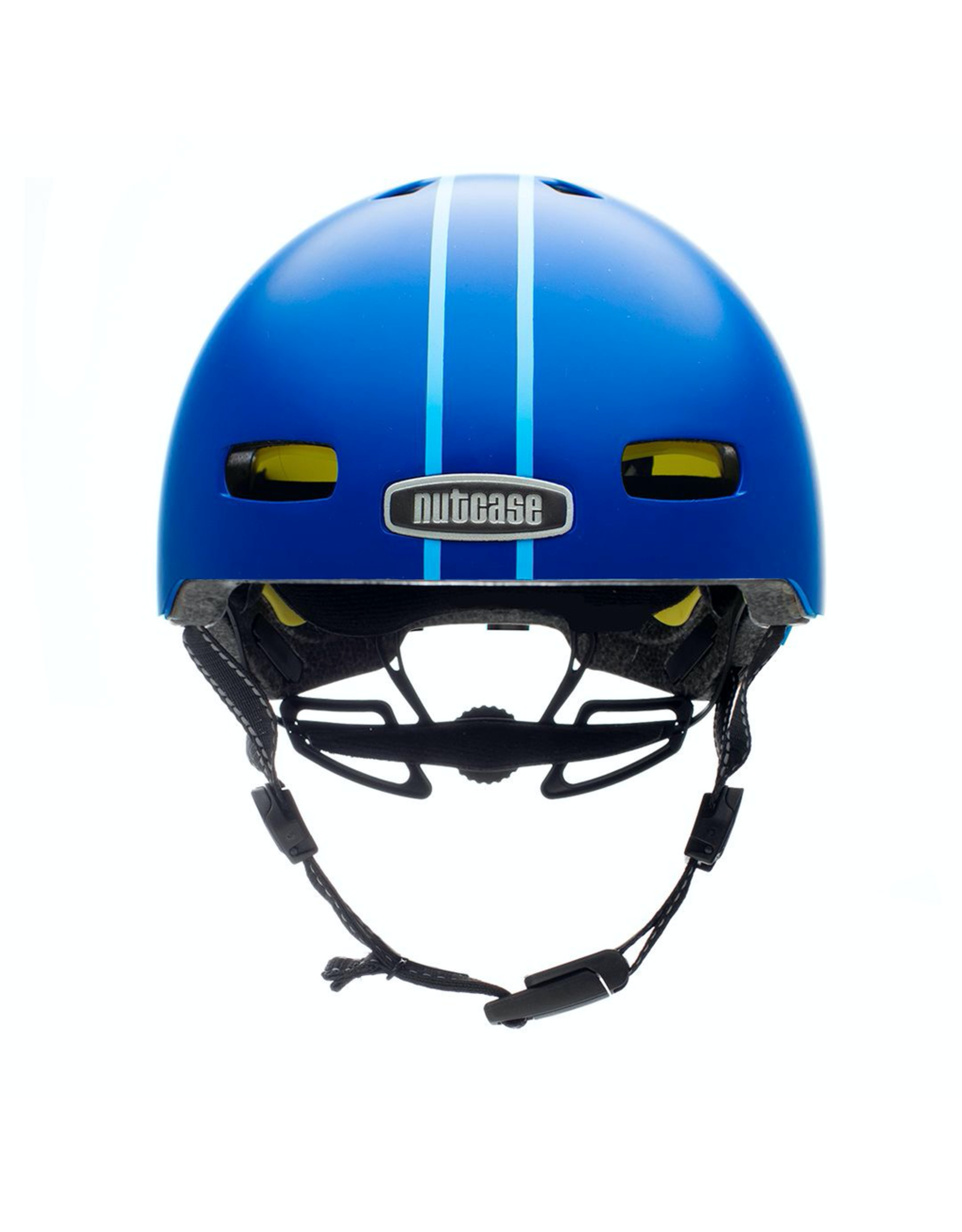 Nutcase Street Ocean Stripe Gloss Mips Helmet S
