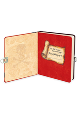 Peaceable Kingdom Pirate Diary