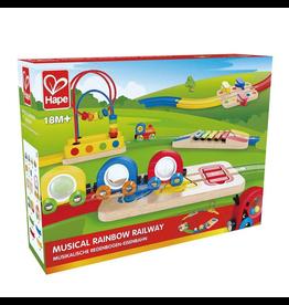 Hape Musical Rainbow Railway