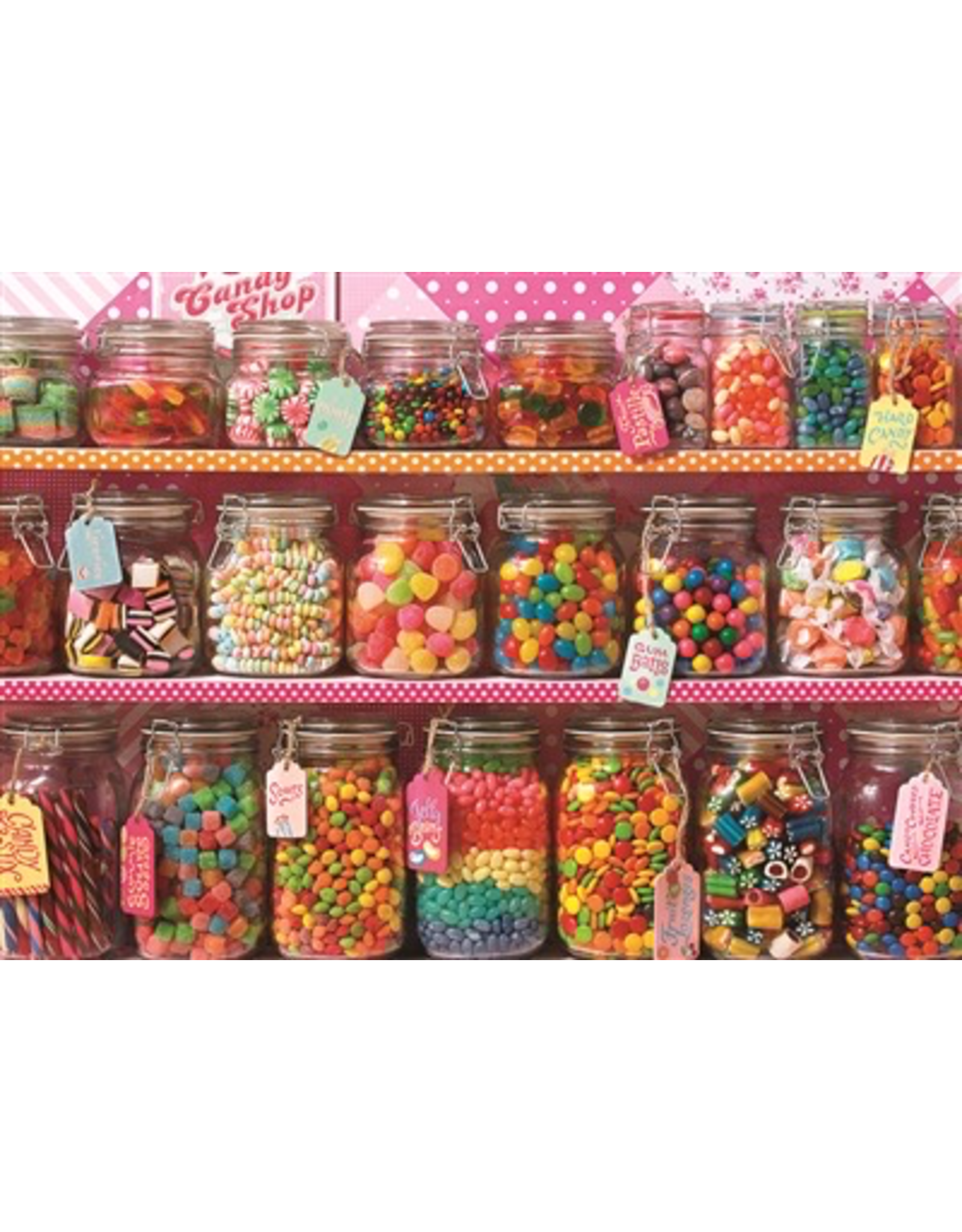 Cobble Hill Puzzles Candy Counter (Family)