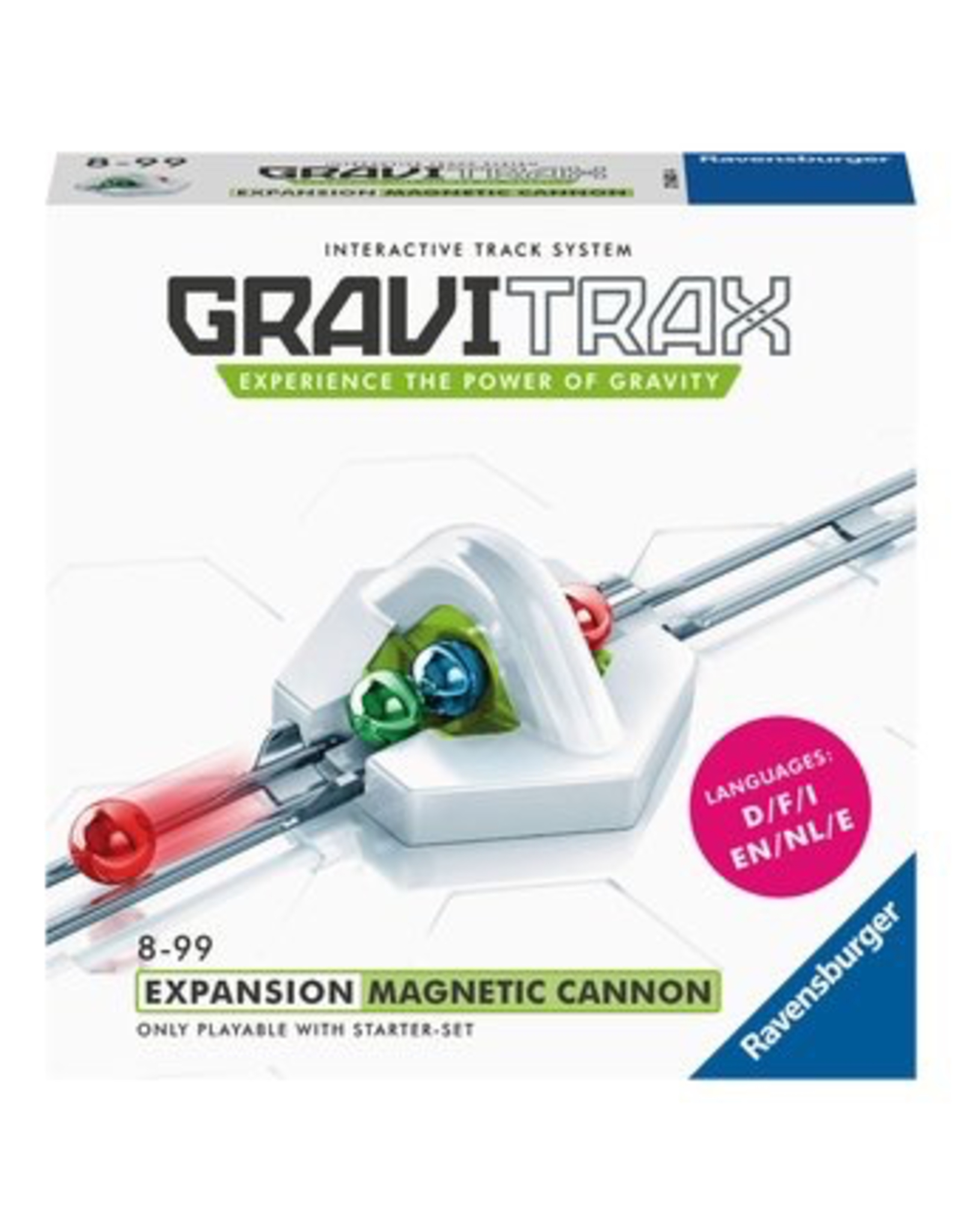 Ravensburger Gravitrax Magnetic Cannon