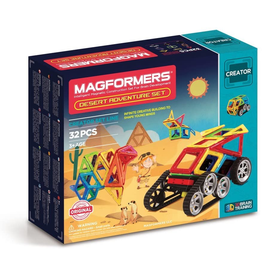Magformers Magformers - Desert Adventure Set 32 Pieces