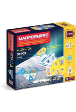 Magformers Magformers - My First Ice World Set 30 Pieces