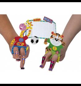 Alex Little Fingers Soccer Match Pop Crafts