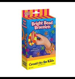Creativity for Kids Bright Bead Bracelets Mini Kit