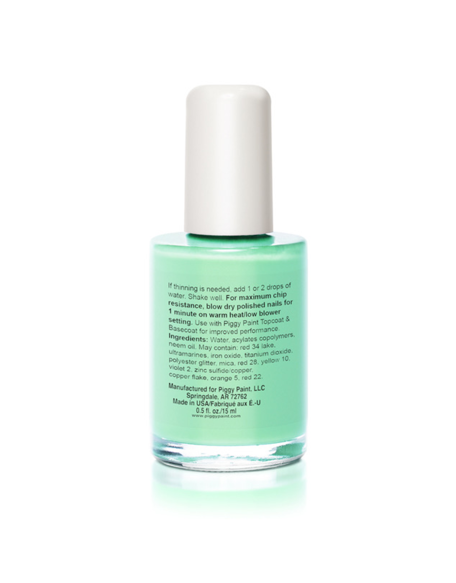 Piggy Paint Mint To Be Nail Polish