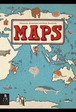 Penguin Random House Maps