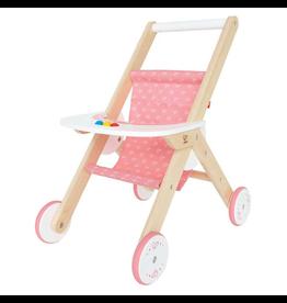 Hape Baby Doll Stroller