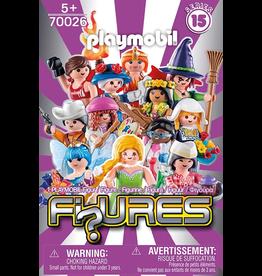 Playmobil Female Figures  Series 15