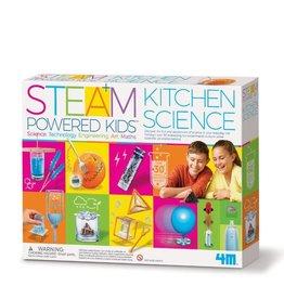 4M Steam Kids-Kitchen Science