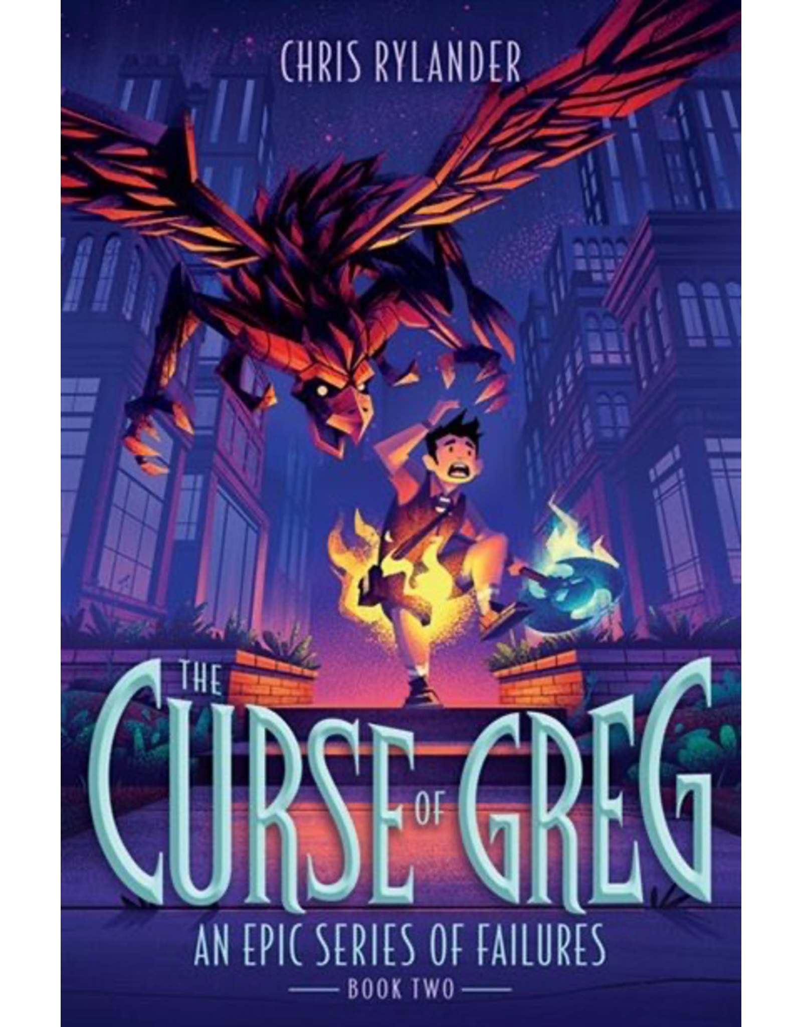 Penguin Random House The Curse Of Greg