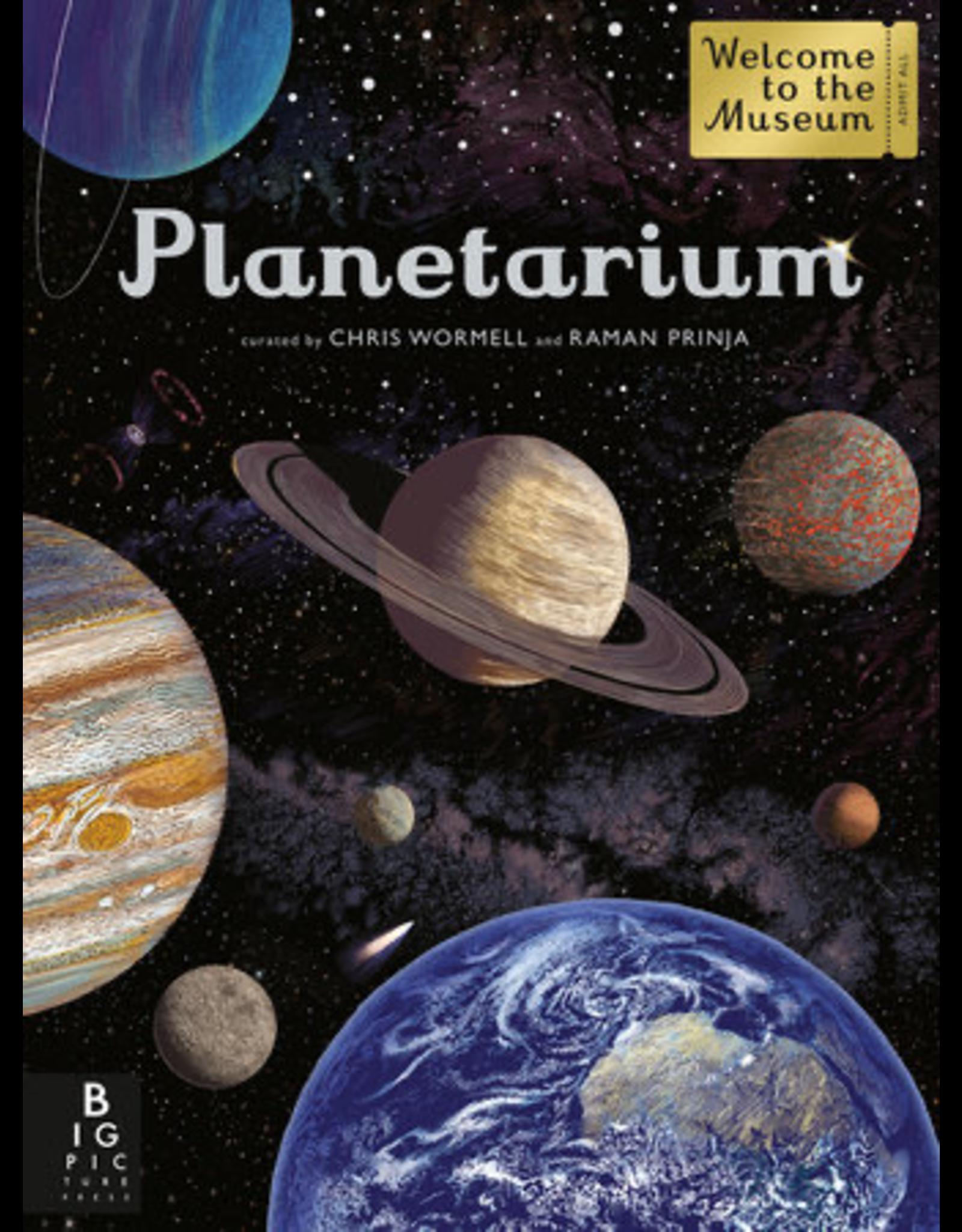 Penguin Random House Planetarium