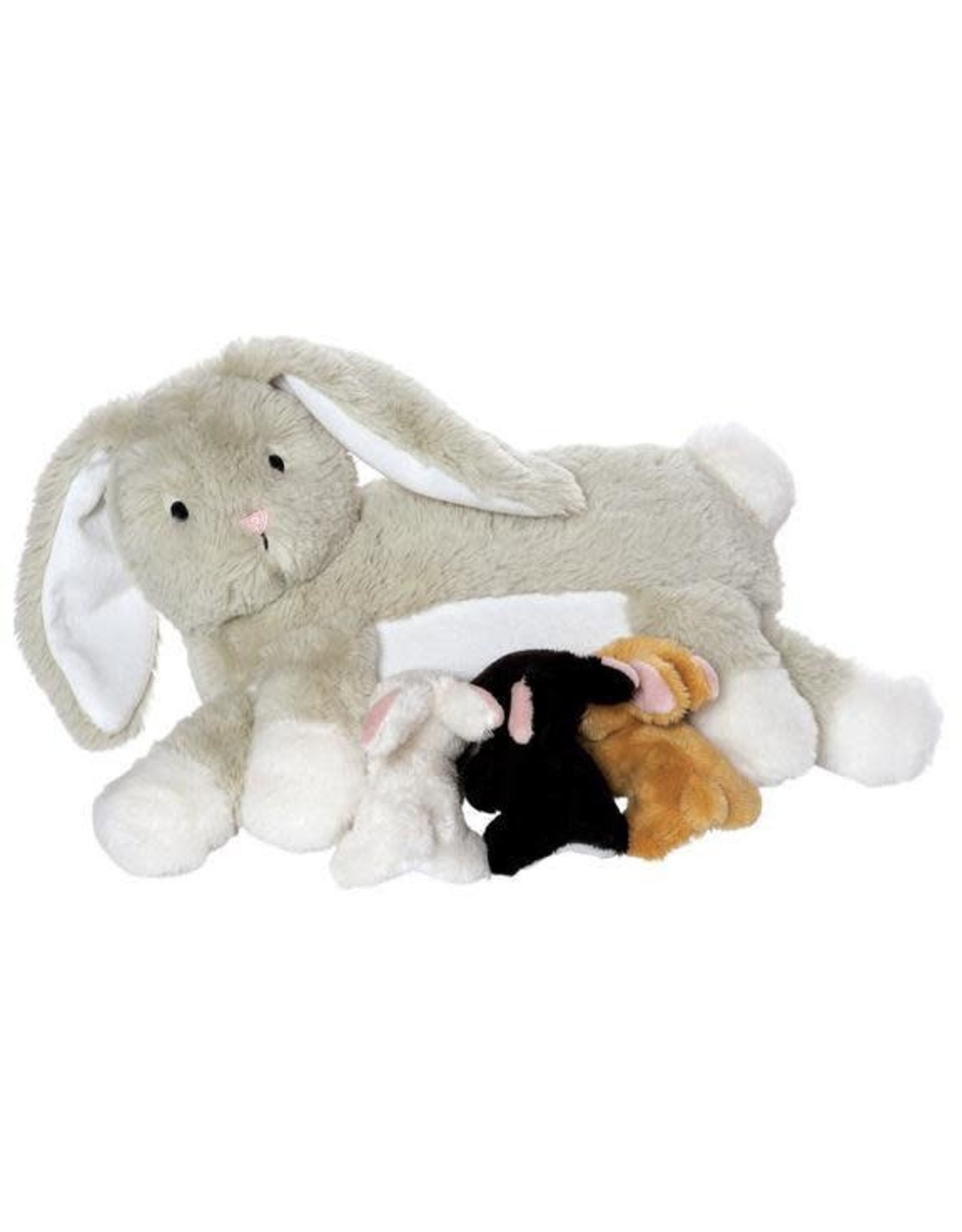 Manhattan Toy Nursing Nola Rabbit