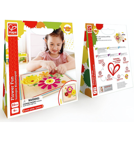 Hape Flower Fun Wooden Kid's Arts And Craft Kit
