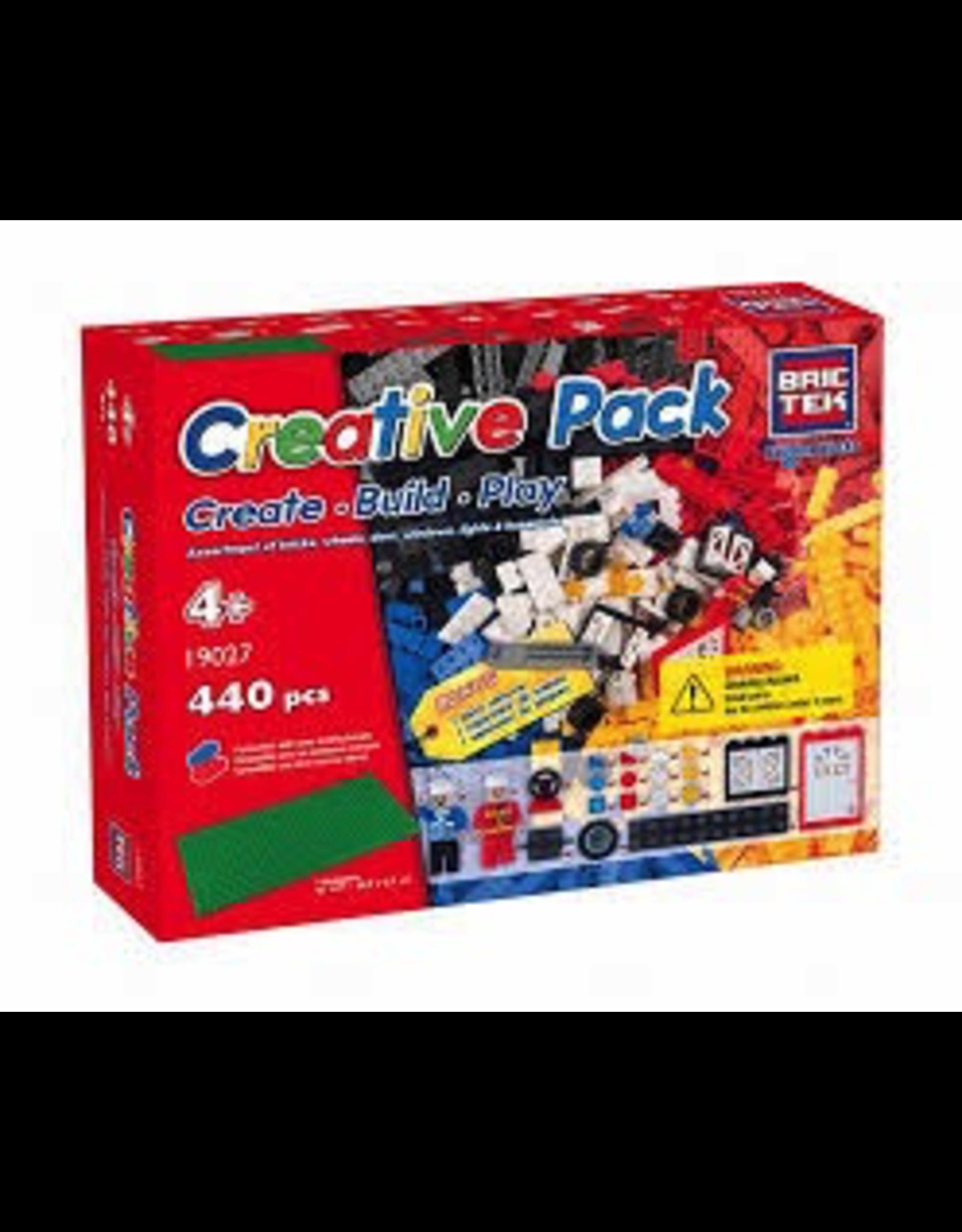 Bric Tek Brictek Creative Pack 440 Pcs