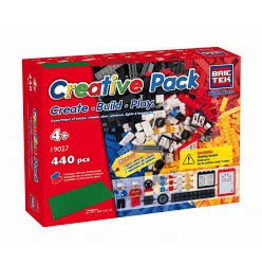 Bric Tek Brictek Creative Pack 440 Pcs