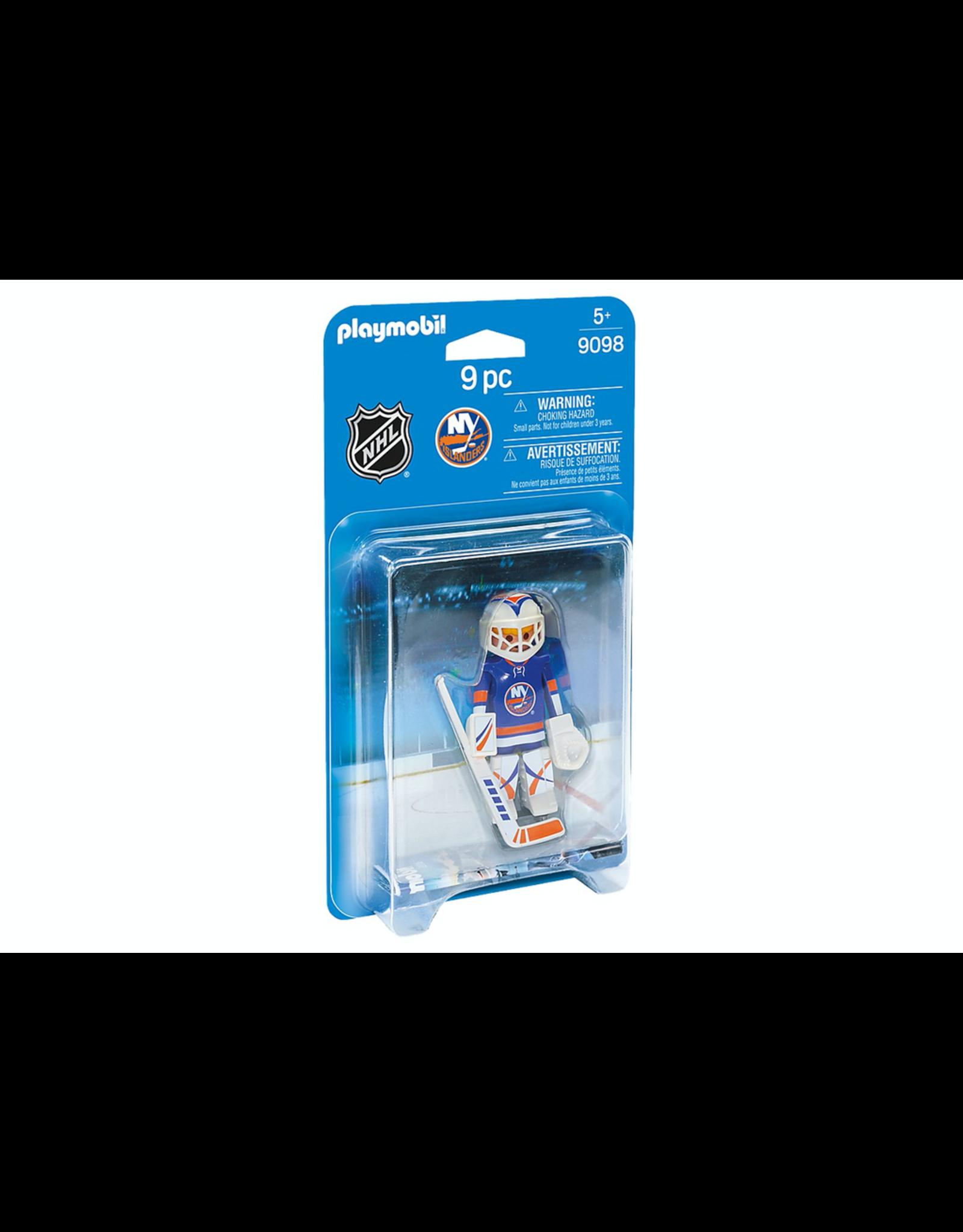 Playmobil NHL New York Islanders Goalie  9098