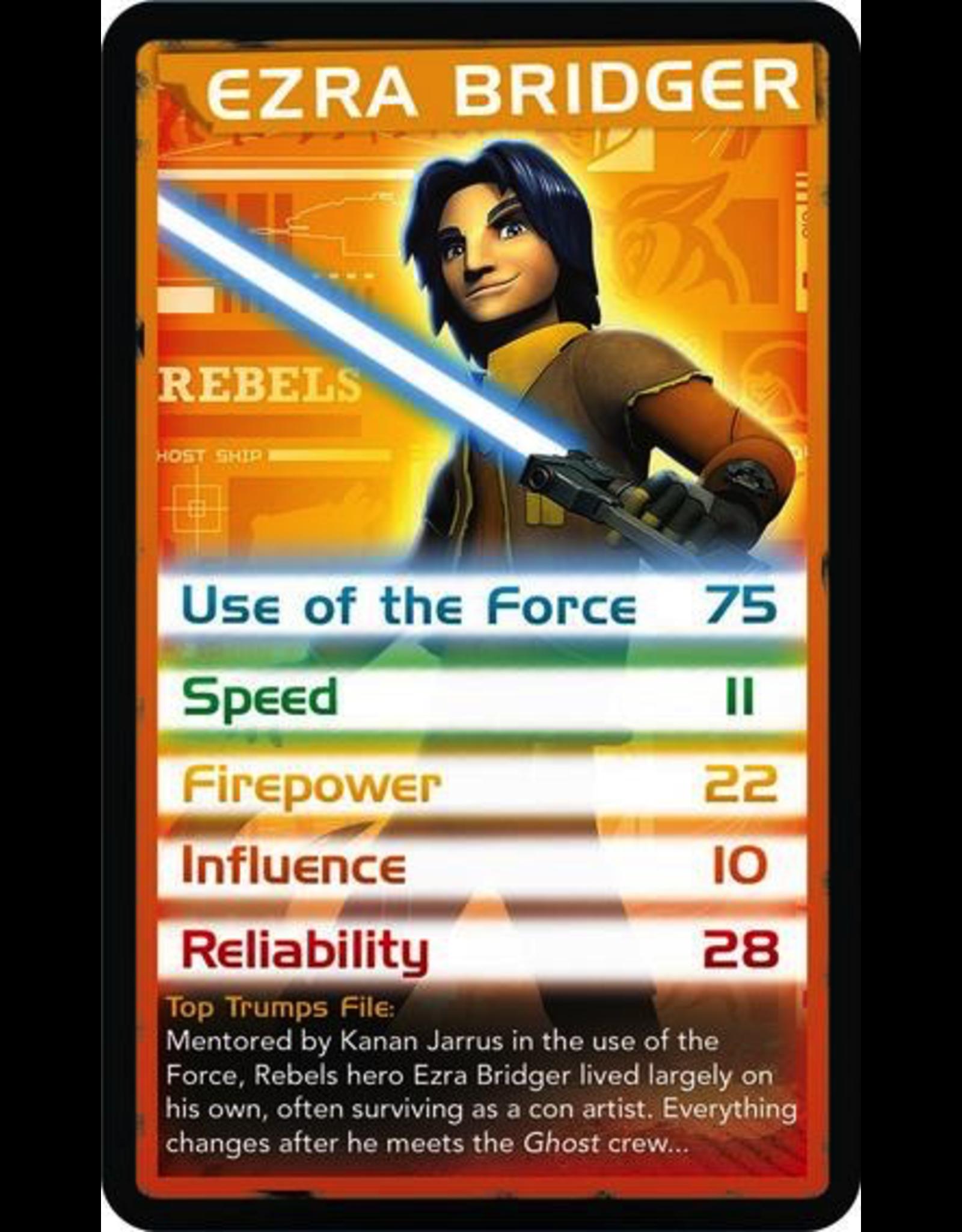 Top Trumps Top Trumps Star Wars Rebels