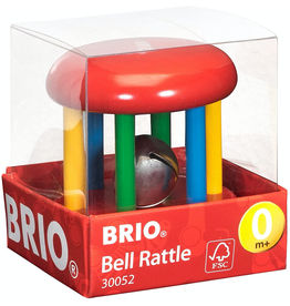 Bell Rattle By Brio