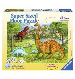 Ravensburger Dinosaur Pals - 24pc Floor Puzzle