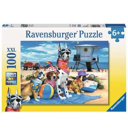 Ravensburger No Dogs On The Beach (100 Pc)