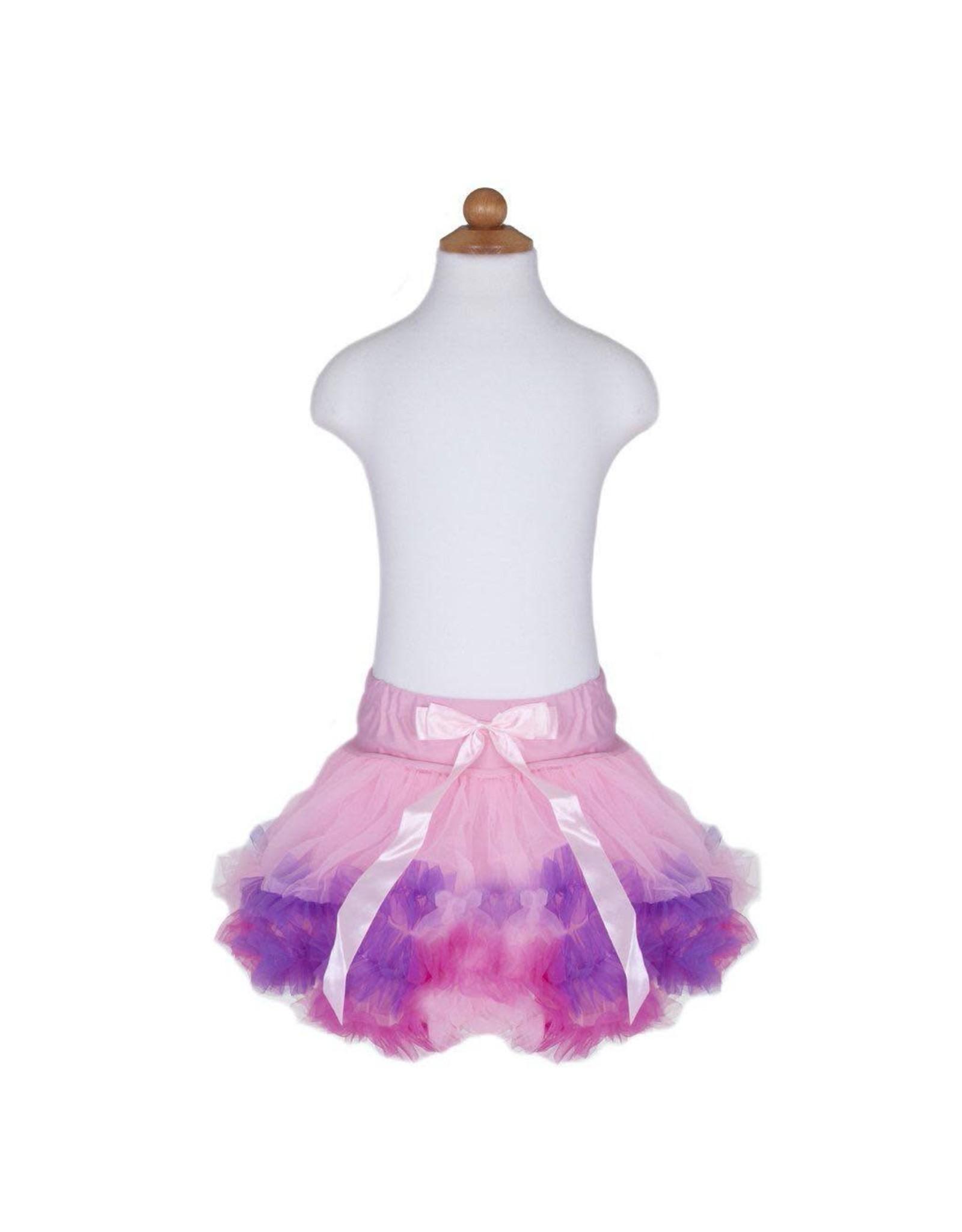 Great Pretenders Petticoat Skirt Light Pink, Size 4-7
