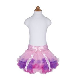 Great Pretenders Petticoat Skirt Light Pink, Size 4-7