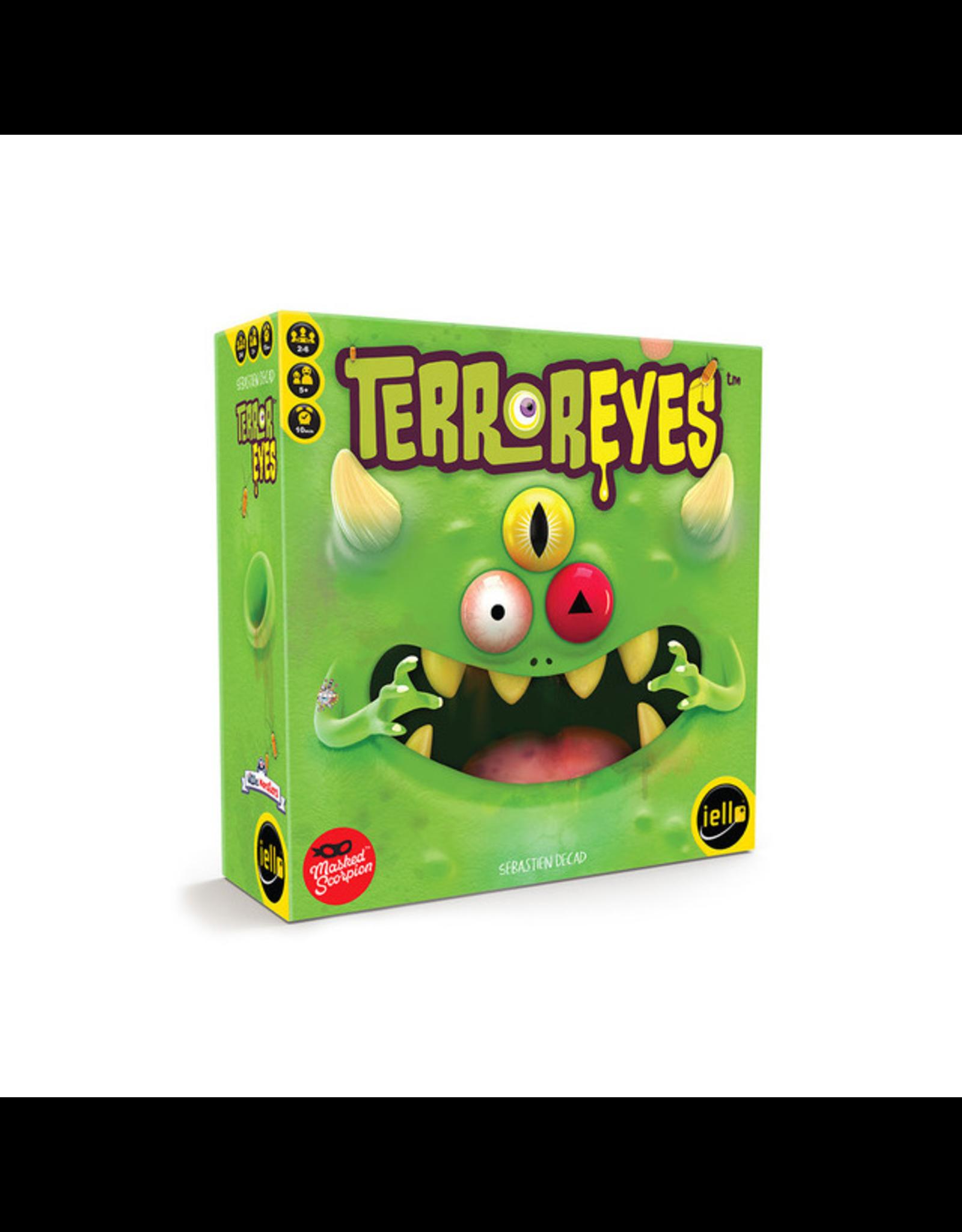 Djeco Terroreyes