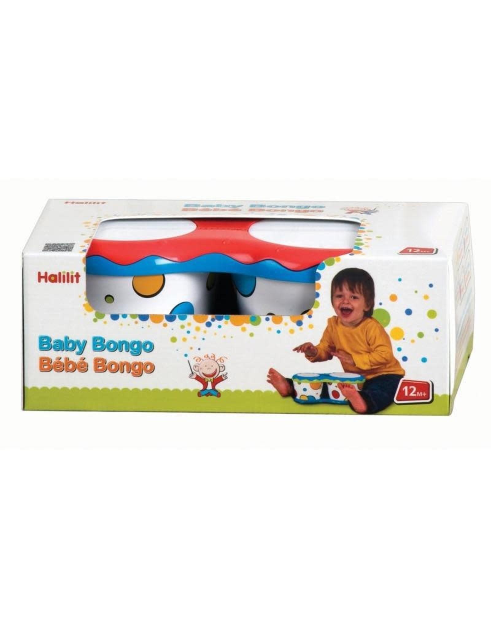 Halilit Baby Bongo By Halilit