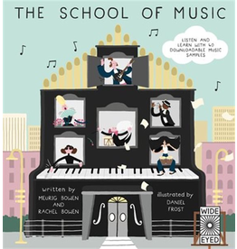 Hachette The School Of Music