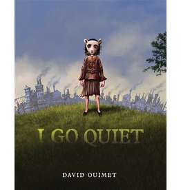 Penguin Random House Canada I Go Quiet