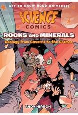 Raincoast Books Science Comics: Rocks And Mine