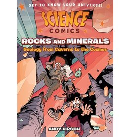 Science Comics: Rocks And Mine