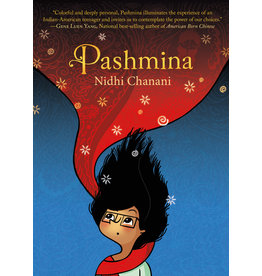 Raincoast Books Pashmina