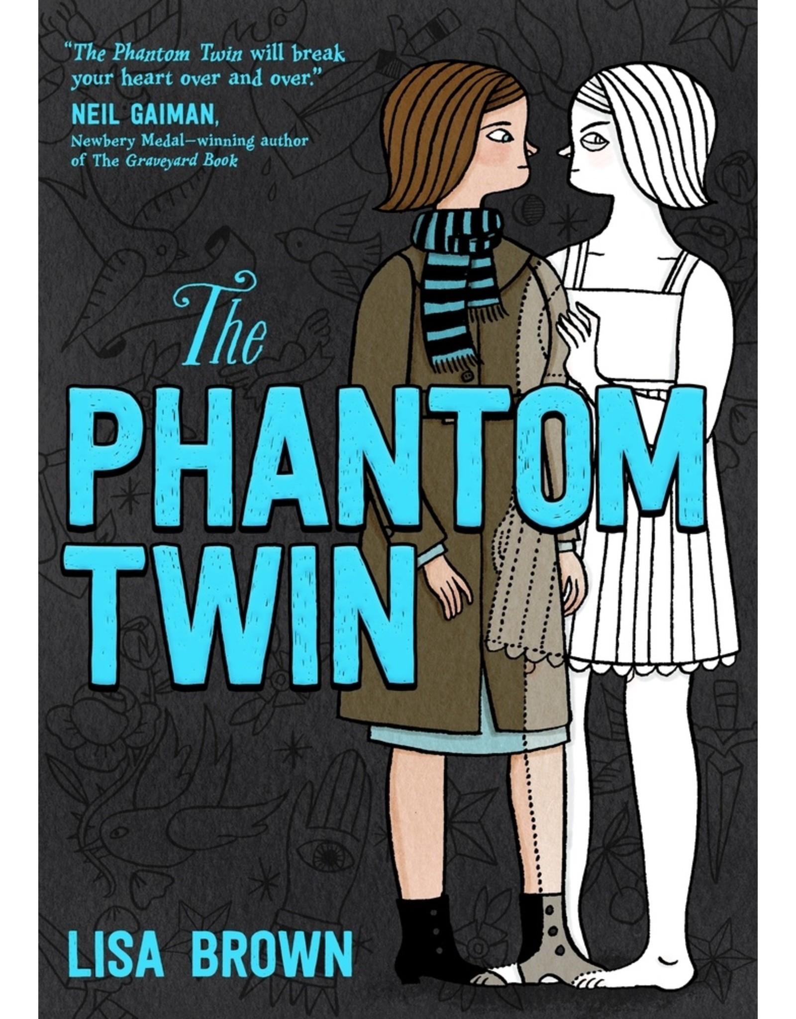 Raincoast Books Phantom Twin
