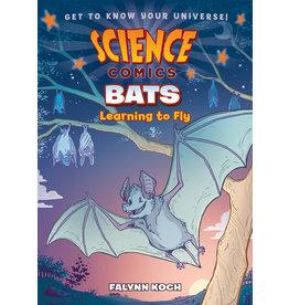 Raincoast Books Science Comics: Bats Learning to Fly