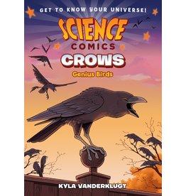 Raincoast Books Science Comics: Crows: Genius Birds