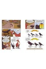 Raincoast Books Science Comics: Crows