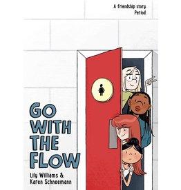 Raincoast Books Go With The Flow