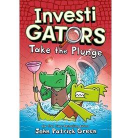 Raincoast Books Investigators: Take The Plunge