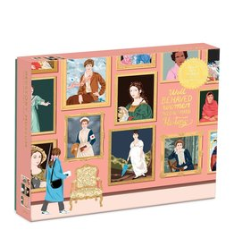 Galison Herstory Museum 1000pc Puzzle