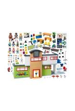 Playmobil Furnished School Building 9453